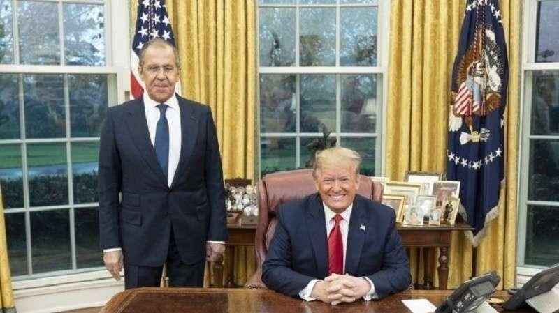 Визит Лаврова к Трампу ужаснул демократическую америку: это сговор с Путиным!