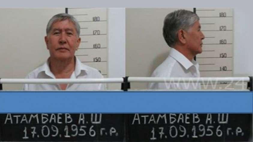 Экс-президенту Киргизии Алмазбеку Атамбаеву предъявлено обвинение в убийстве спецназовца