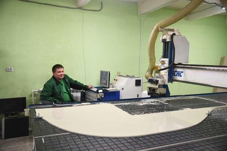 Предприниматель построил в провинциальном городке завод и сделал его известным на весь мир