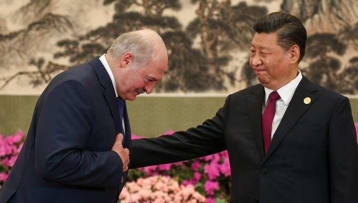 Лукашенко залезает в долг Китаю на 500 млн долларов