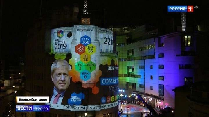 Британия проголосовала за Джонсона и жестокий Брексит: премьер не скрывает эйфории