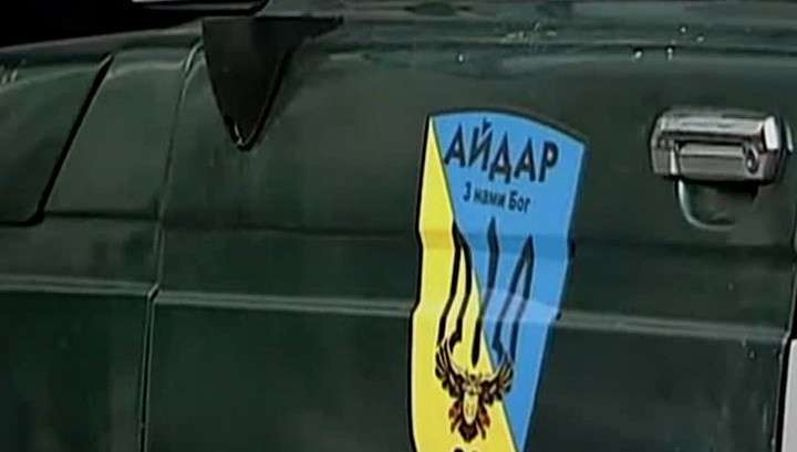 Батальон Айдар грозит Киеву военным переворотом