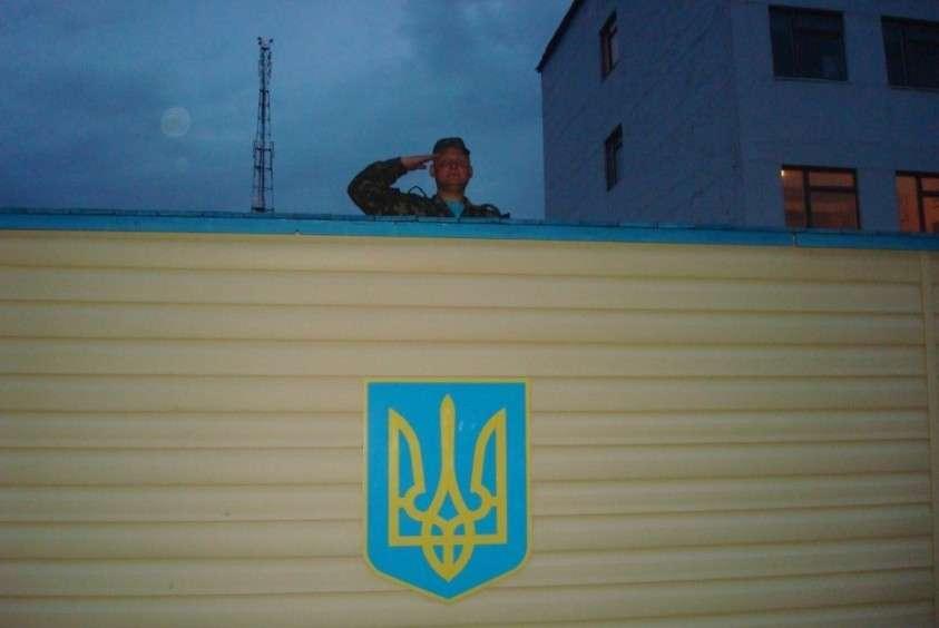 Как выглядят днепропетровские каратели попавшие в психбольницу