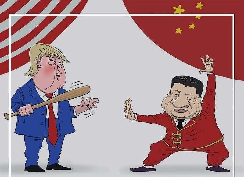 Китай и США поставили торговую войну на паузу до выборов