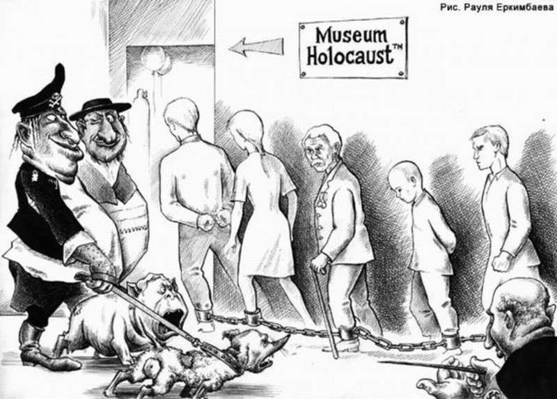 Роман Юшков требует 6 миллионов за своё незаконное преследование по «делу о 6 еврейских миллионах»