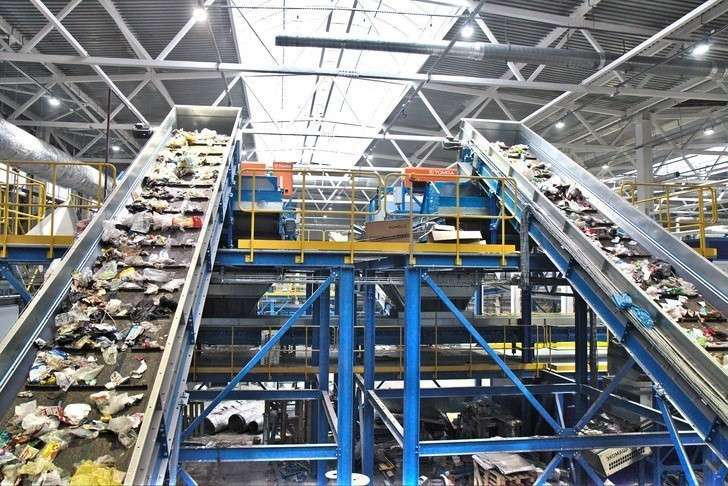 Крупнейший в России завод по сортировке ТБО открыт под Коломной. И это только начало.