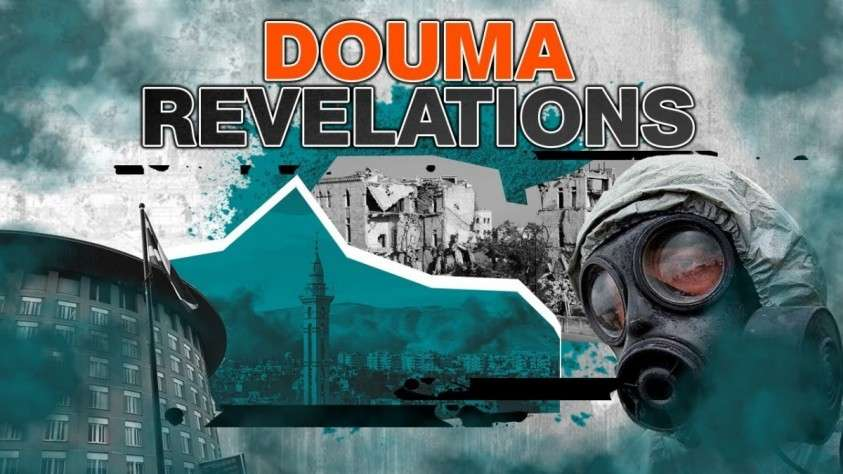 Сирия. Химическое оружие в Думе и ситуация на границе с Турцией