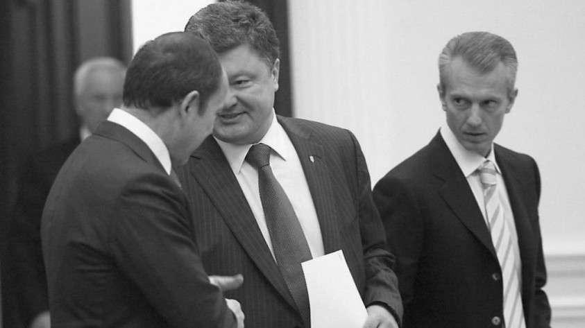 Список олигархов, которым принадлежит Украина