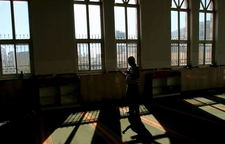 Израильские экстремисты подожгли мечеть на Западном берегу реки Иордан