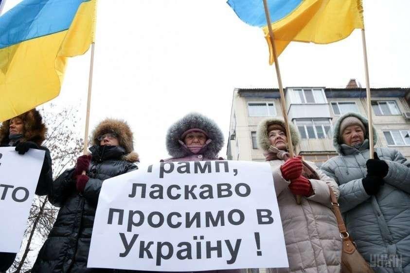 Вот она «независимость», за которую украинцы активно скакали на двух майданах