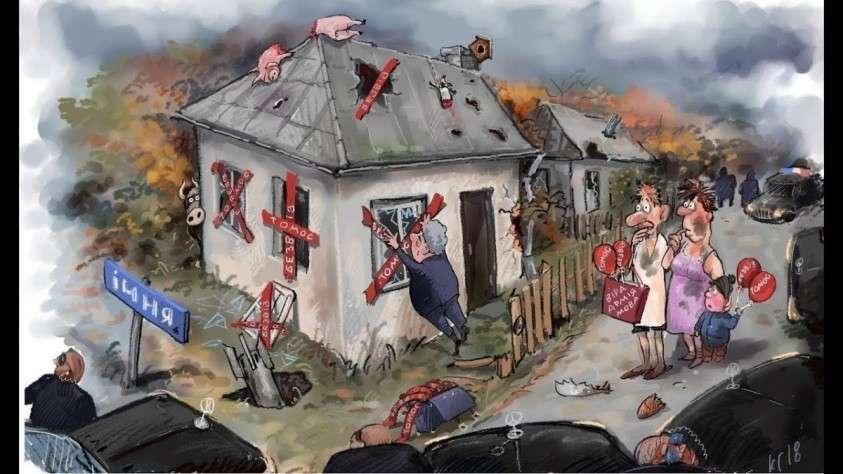 Сельское хозяйство украины. Сумасшествие 1991 года стало реальностью