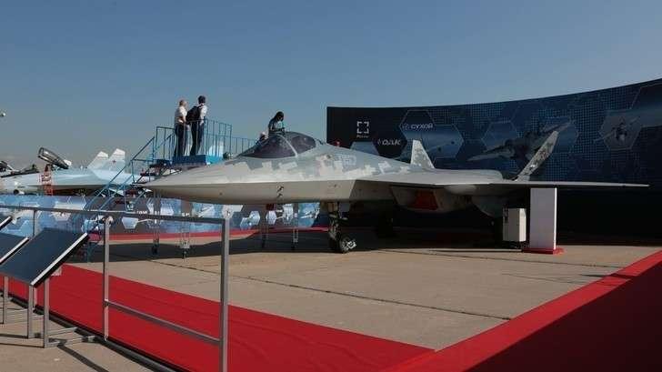 Истребители Су-57 второй раз побывали в Сирии и выполнили все задачи