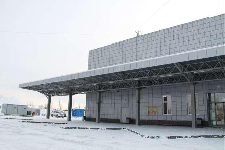 В Новосибирске открыли новый автовокзал