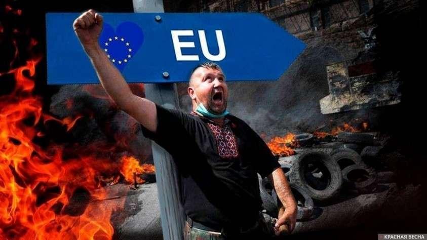 Потери Украины от евроинтеграции превысили потери в Великую Отечественную войну