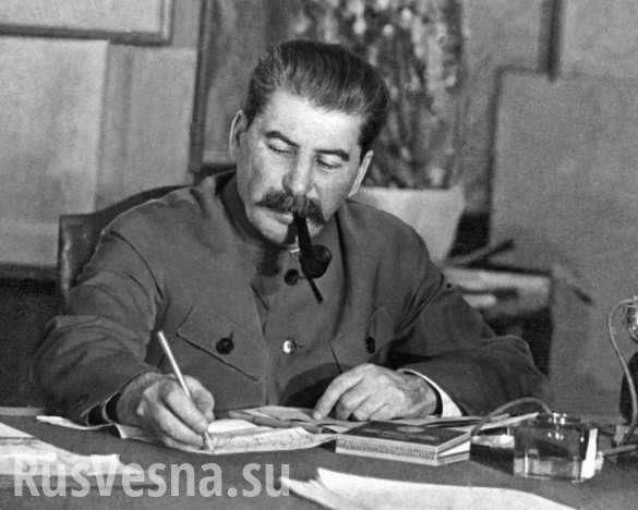 Стиль работы Сталина – есть чему поучиться?   Русская весна