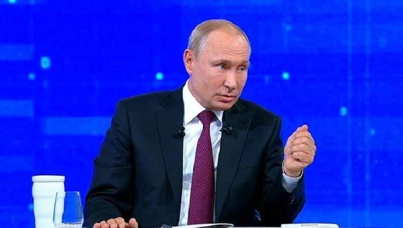 Владимир Путин разъяснил несправедливость наказания ВАДА российских спортсменов