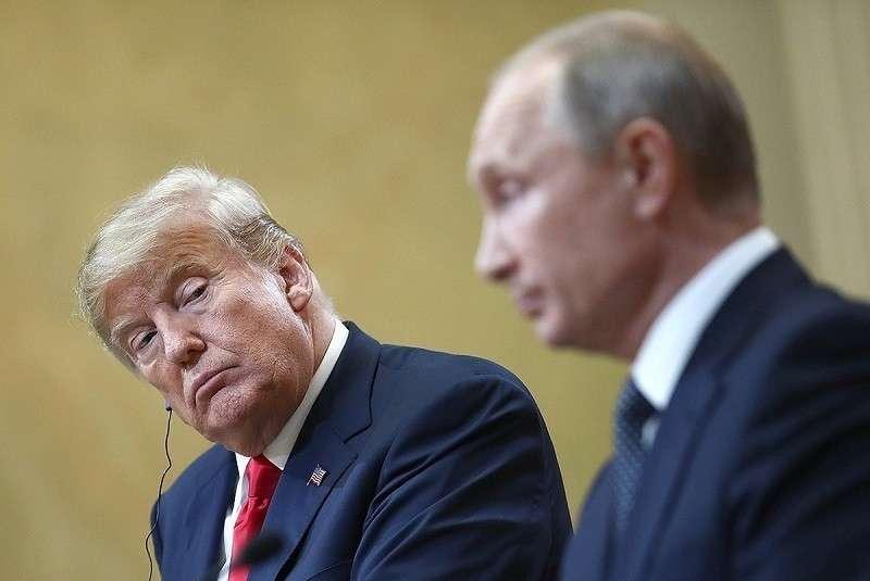 Путин оценил вероятность импичмента Трампа