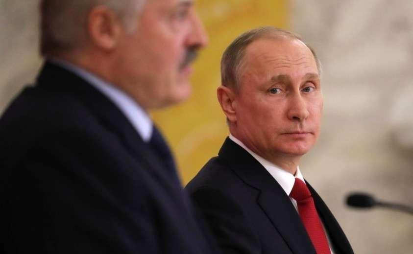 Владимир Путин жёстко высказался за интеграцию Белоруссии и России