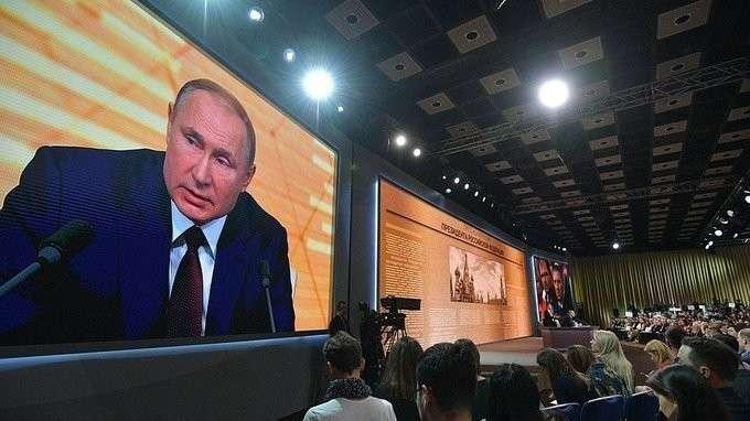 Большая пресс-конференция Владимира Путина 2019 года. Полная версия