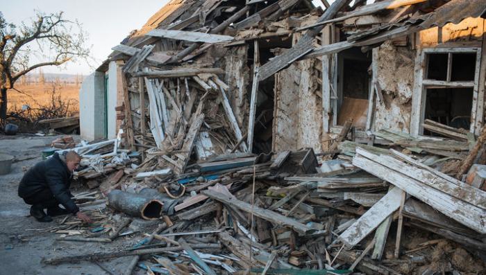 HRW: украинские войска применяли кассетные бомбы