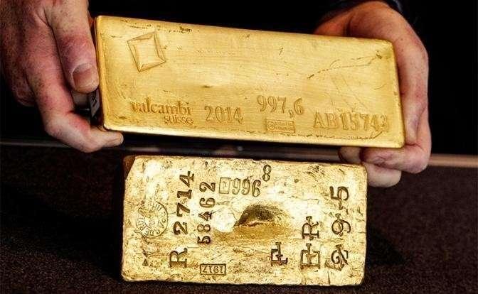 Англия – Венесуэле: «Было золото ваше – стало наше»