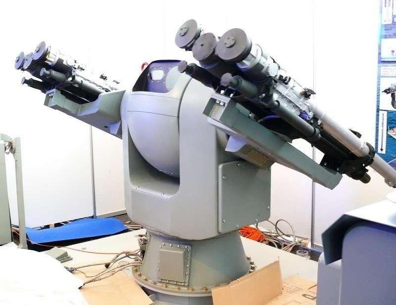Новейший комплекс ПВО «Гибка-С» поставили на бронеавтомобиль Тигр