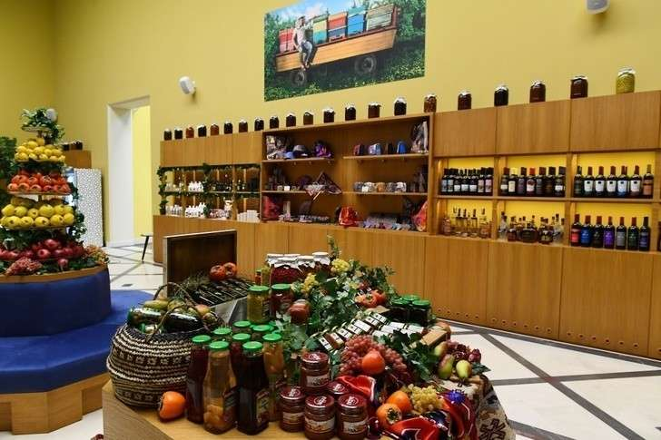 В Москве на ВДНХ открыты после реставрации павильоны «Нефть» и «Азербайджан»