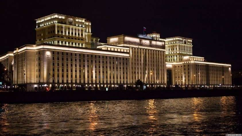 Национальный центр управления обороной – один из самых закрытых и самых важных объектов России