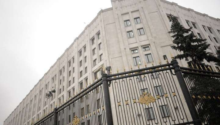 Минобороны: заявление НАТО о российских войсках на Украине - фальшивка