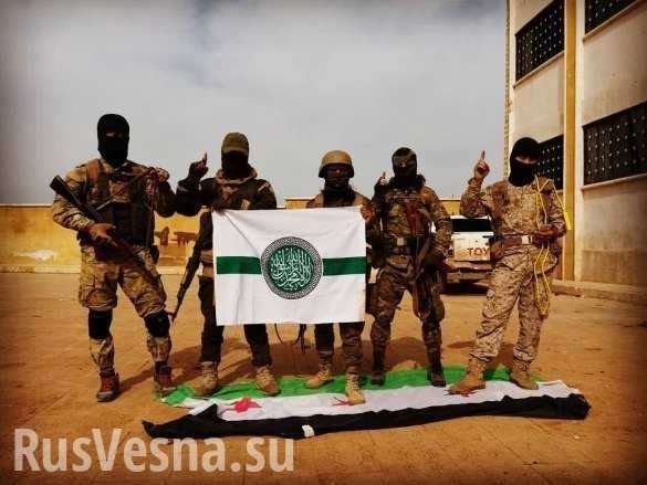 Последняя армия боевиков в Сирии, 49 бригада «коммандос» и активизация аэроразведки (ФОТО)