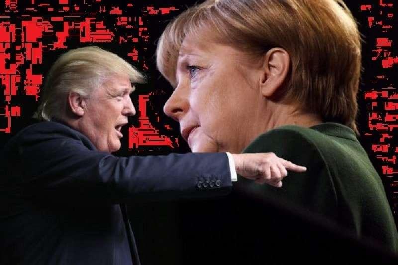 «Война с Трампом» за Северный поток должна спасти Ангелу Меркель