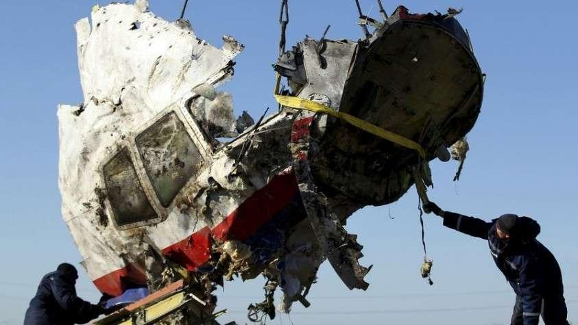 Нидерланды попросили Россию помочь в расследовании причастности Украины к катастрофе Боинга MH17