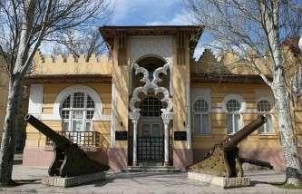 Евпатория, краеведческий музей