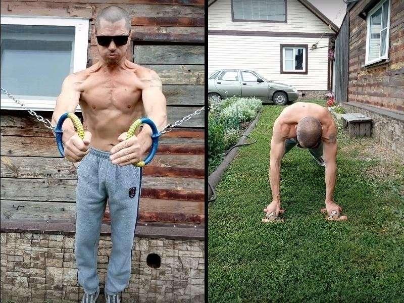 Как 40-летний Владимир Сергеев с Алтая бросил пить и стал «Гордостью России»