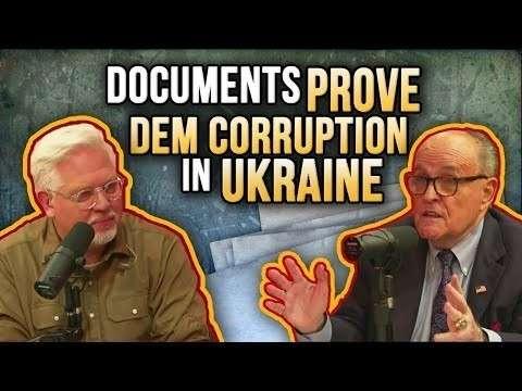 «Деньги для Демпартии США отмывал ещё Виктор Янукович». Интервью Рудольфа Джулиани по Украине