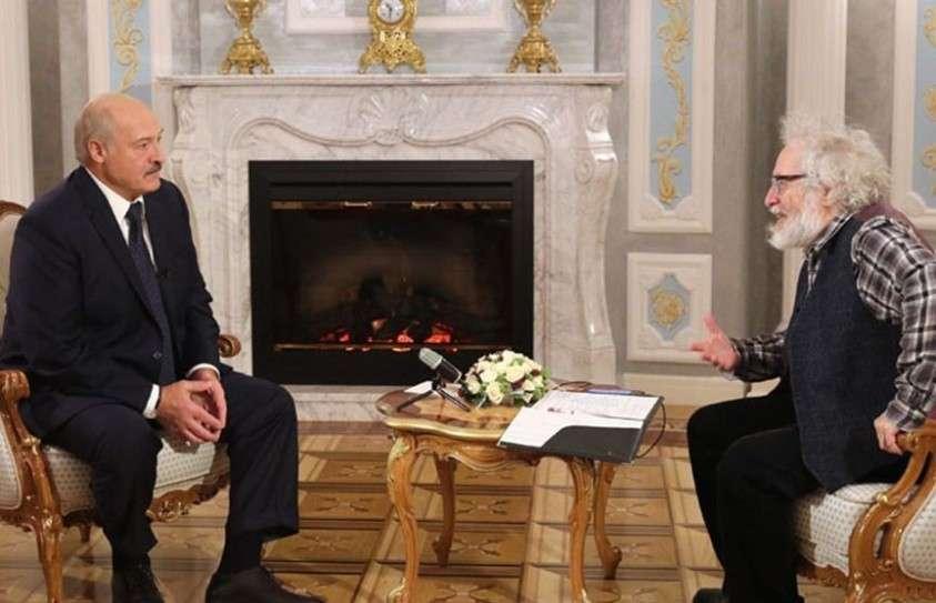 Что наговорил Александр Лукашенко в интервью Венедиктову
