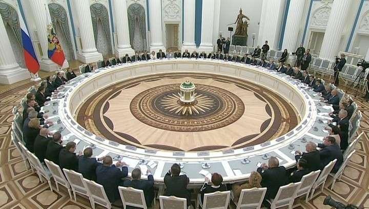 Владимир Путин предложил создать в России единую систему публичной власти