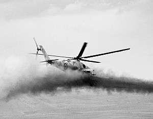 По версии армянской стороны, вертолет выполнял тренировочный полет, в Баку утверждают, что Ми-24 атаковал азербайджанские позиции