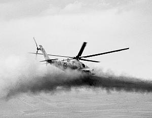 Инцидент со сбитым вертолетом «разогрел» карабахский конфликт