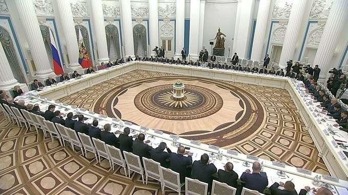 Вступительное слово на заседании Совета по стратегическому развитию и нацпроектам