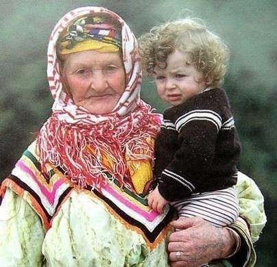 Африканские европеоиды амазахи – белый север Африки.