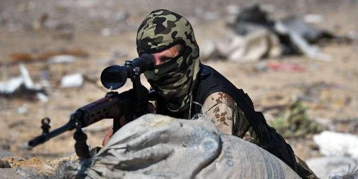 Снайпер Армии ЛНР уничтожил террористку международного класса