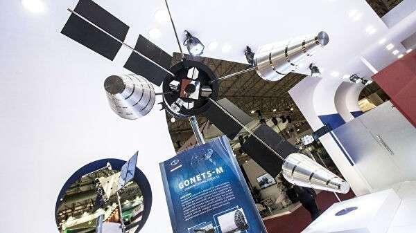 Космический аппарат Гонец-М