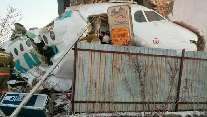 Авиакатастрофы в Алма-Ате. Количество жертв выросло до 14 человек