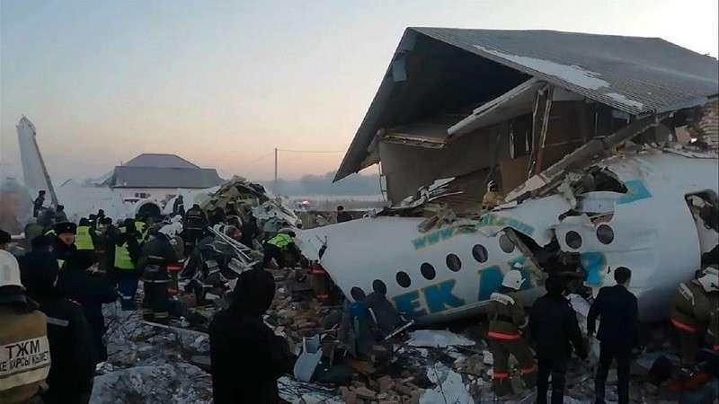 Эксперт объяснил почему большое число выживших в катастрофе под Алма-Атой «огромное везение»