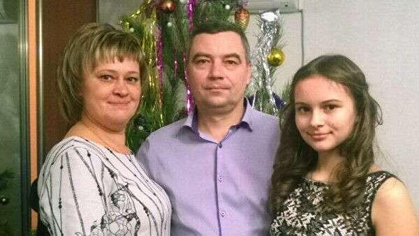 Семья Пузиковых