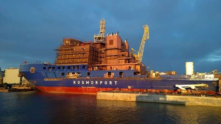 Выборгский судостроительный завод: свежие новости