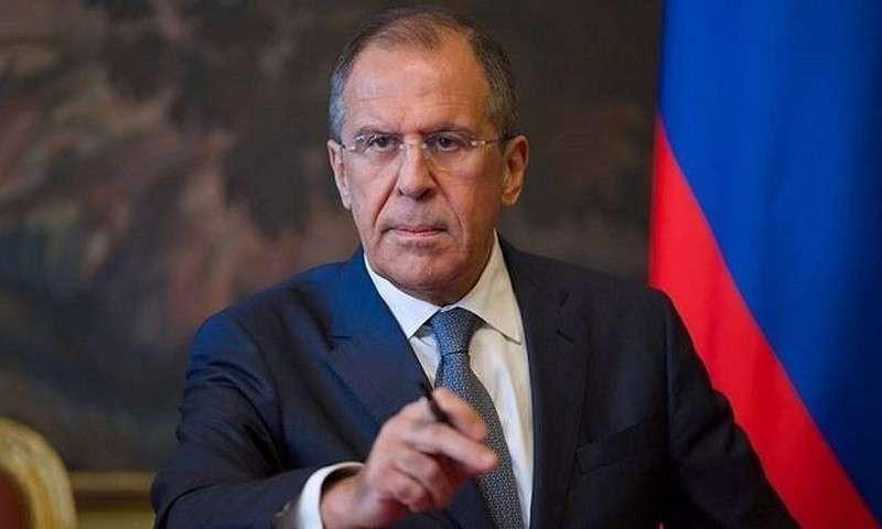 Сергей Лавров: Санкции против «Северного потока-2» – это циничное вмешательство США в дела Европы