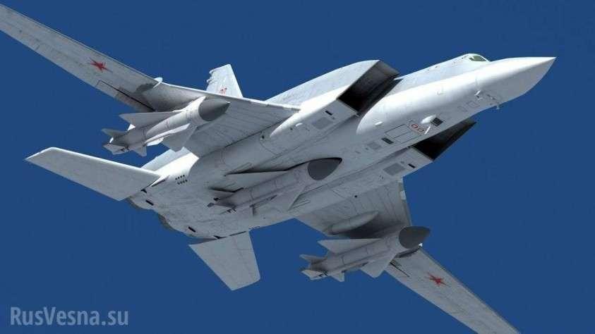 Долгий форсаж Ту-22М3 впечатлил западного эксперта