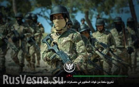 Война в Сирии: о чём говорят «уроки» операции в Идлибе   Русская весна